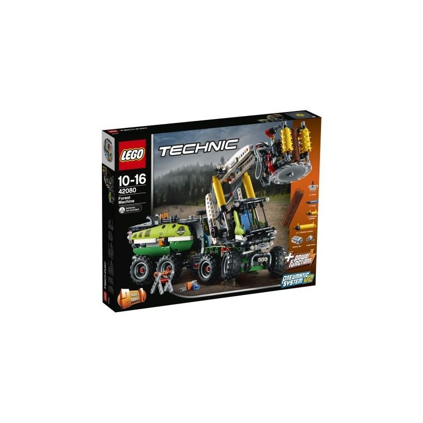 LEGO Technic 42080 Maszyna...
