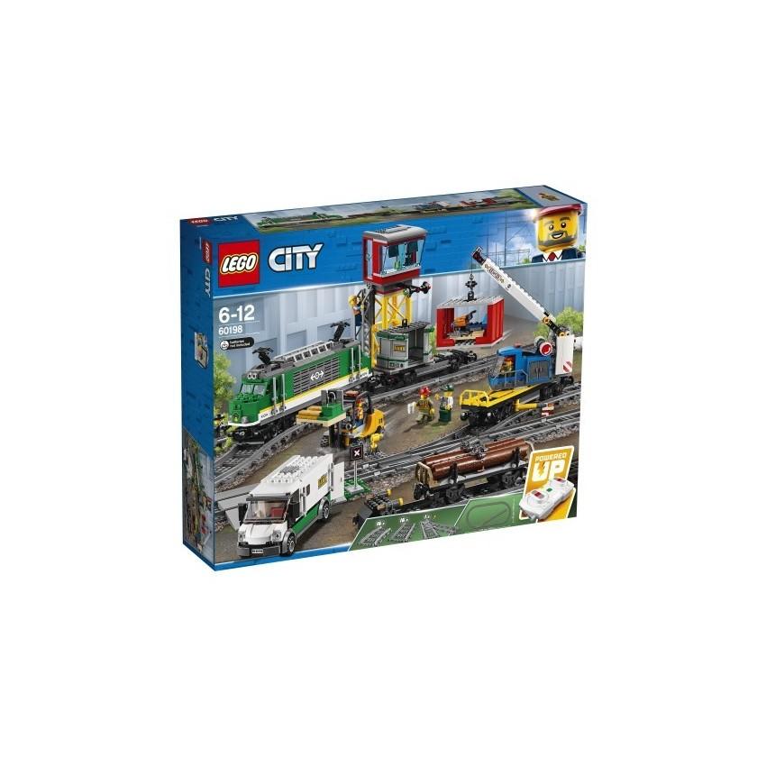 LEGO City 60198 Pociąg...
