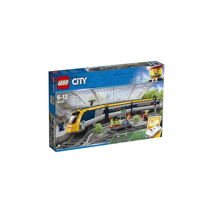 LEGO City 60197 Pociąg...