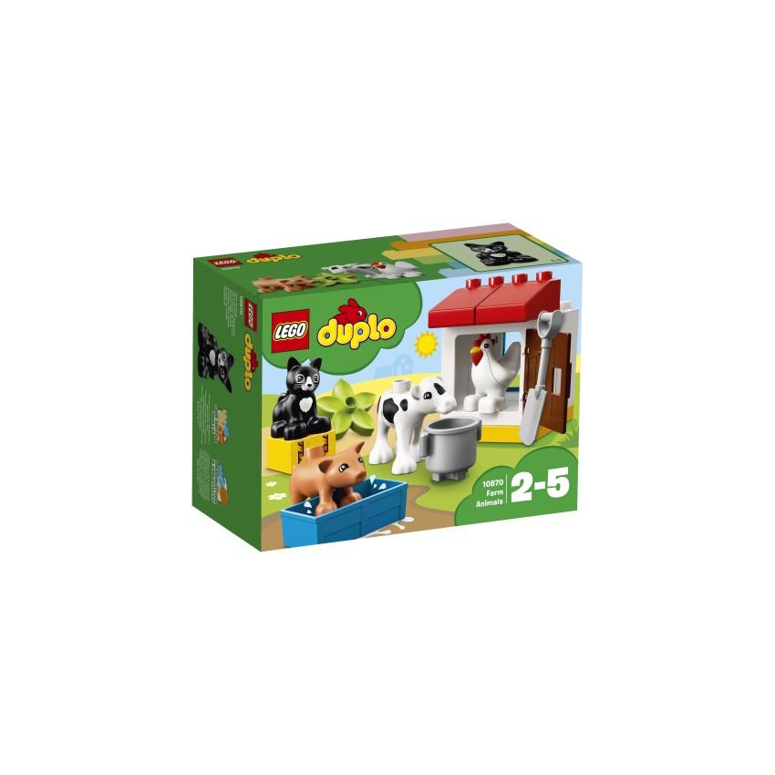 LEGO Duplo 10870 Zwierzątka...
