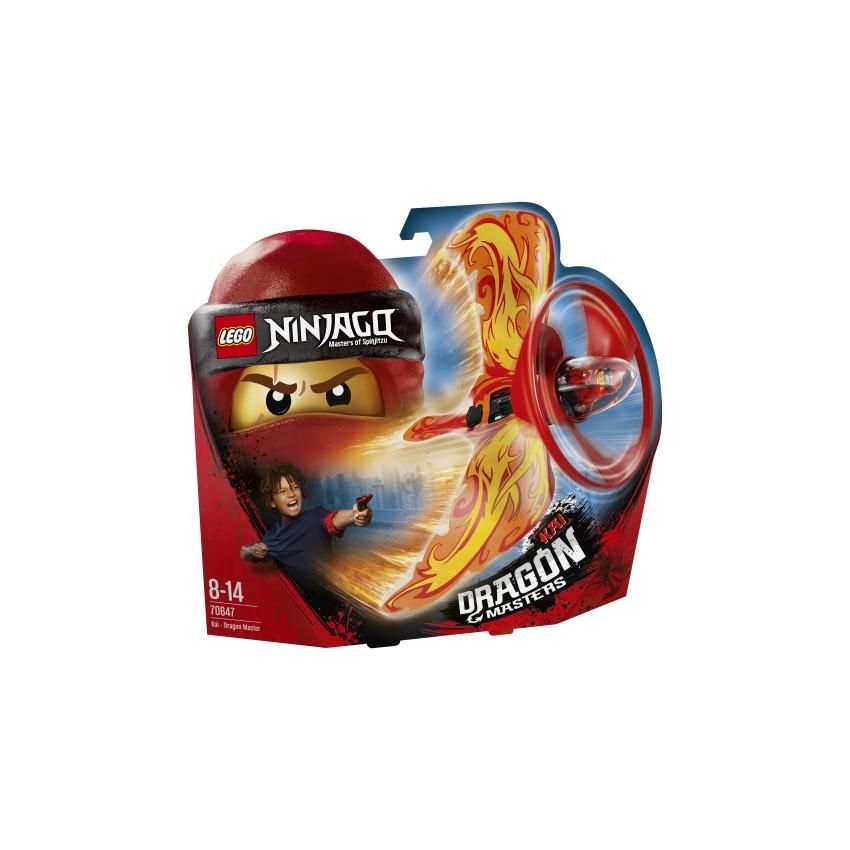 LEGO Ninjago 70647 Kai -...