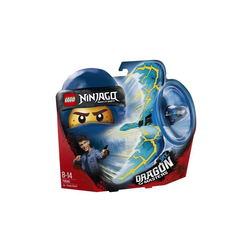 LEGO Ninjago 70646 Jay -...