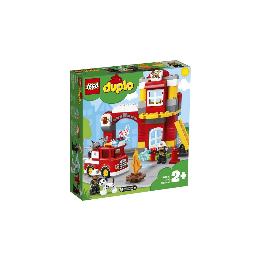 LEGO 10903 Remiza strażacka...