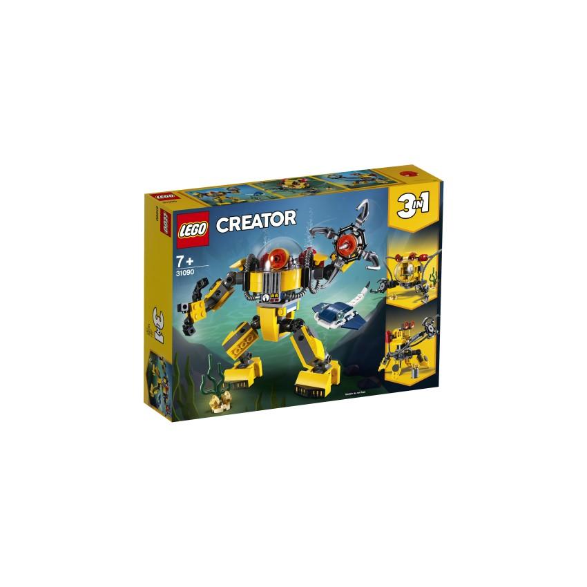 LEGO 31090 Podwodny robot V29