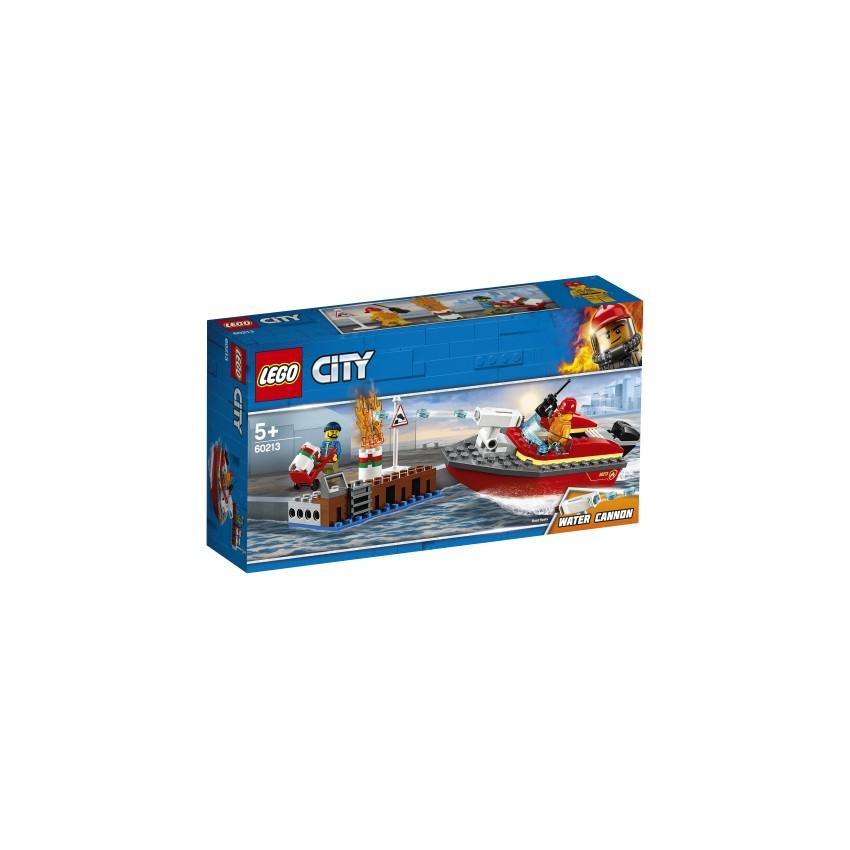LEGO 60213 Pożar w dokach V29