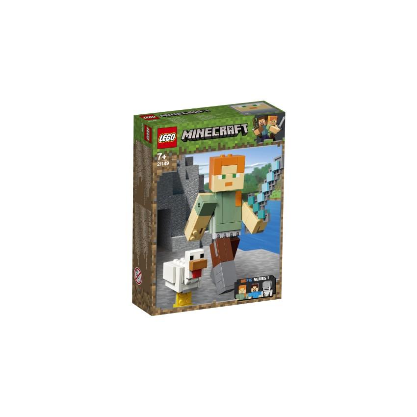 LEGO 21149 Minecraft BigFig...