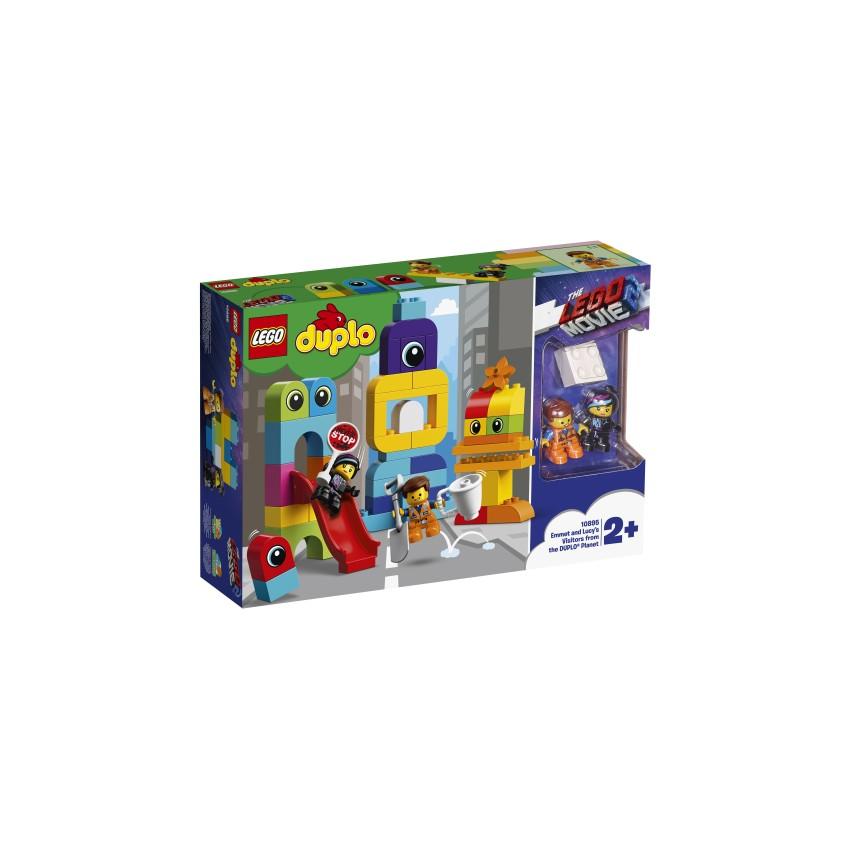 LEGO 10895 Goście z planety