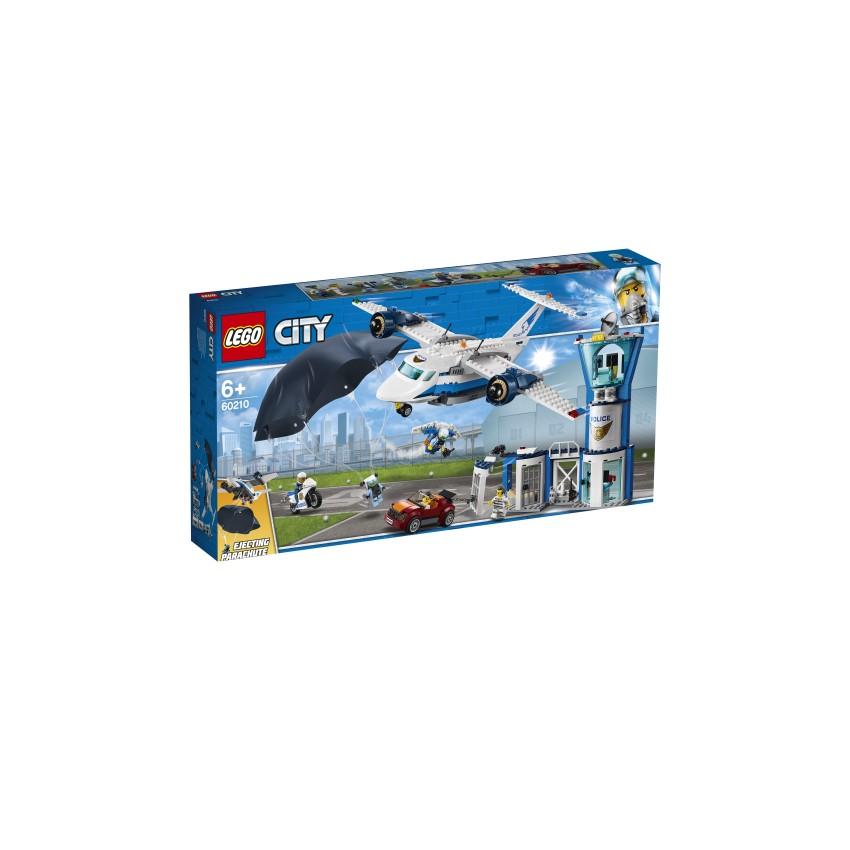LEGO 60210 Baza policji...