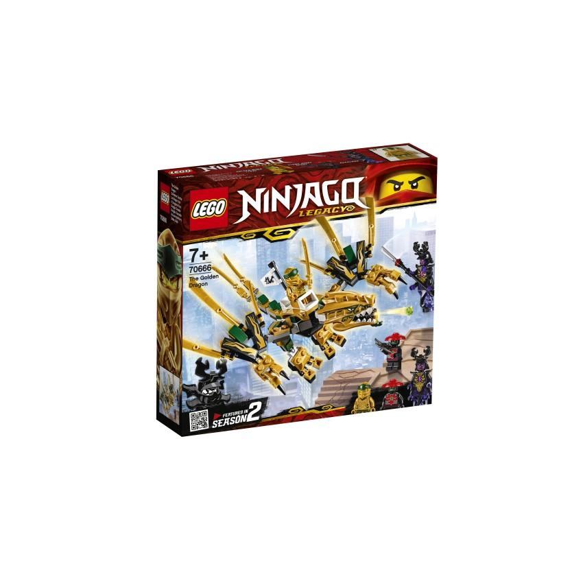 LEGO 70666 Złoty Smok V29