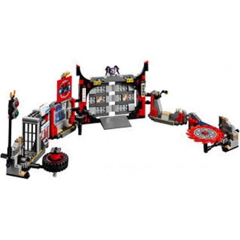 Lego Ninjago 70640 Kwatera Główna Sog