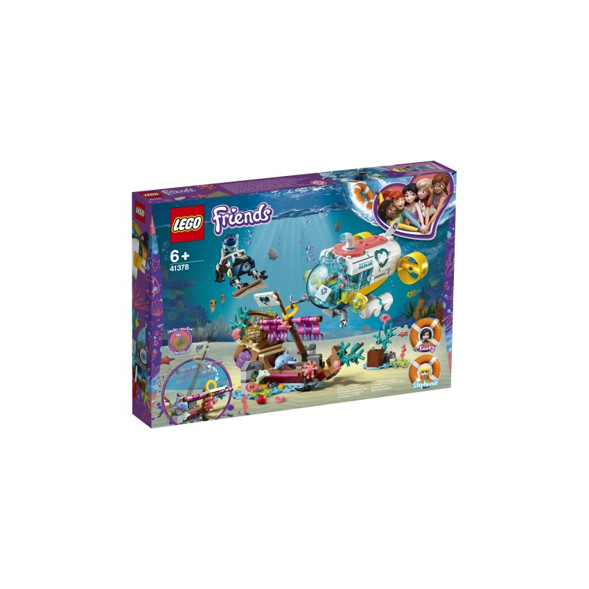 LEGO Friends 41378 Na...