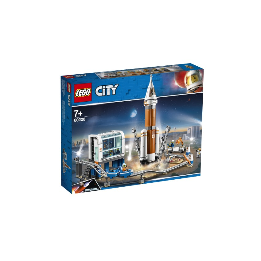 LEGO City 60228 Centrum...
