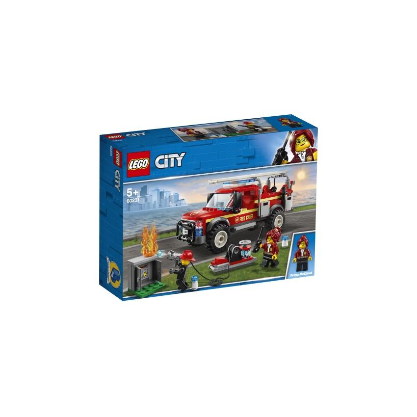 LEGO City 60231 Terenówka...