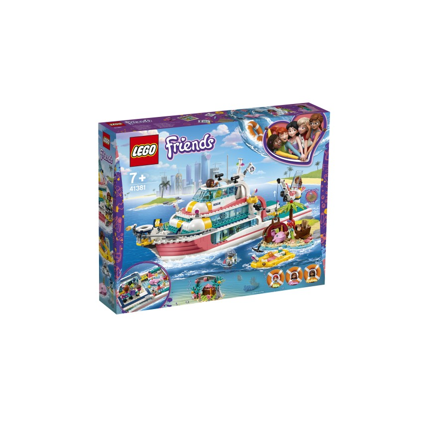 LEGO Friends 41381 Łódź...