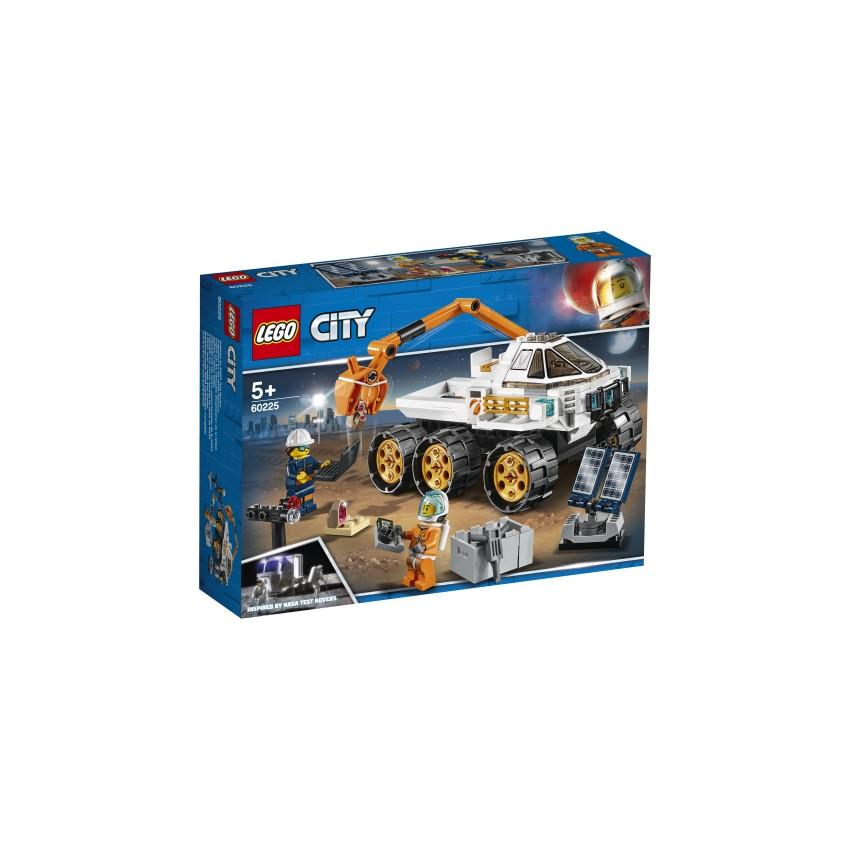LEGO City 60225 Jazda...