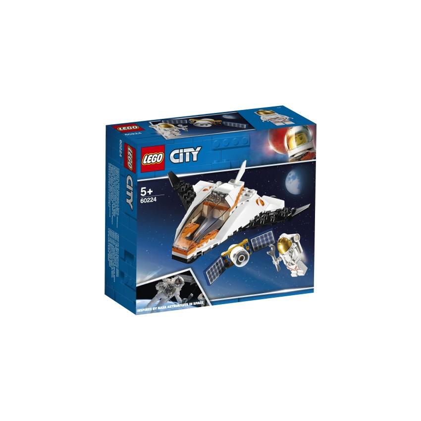 LEGO City 60224 Naprawa...