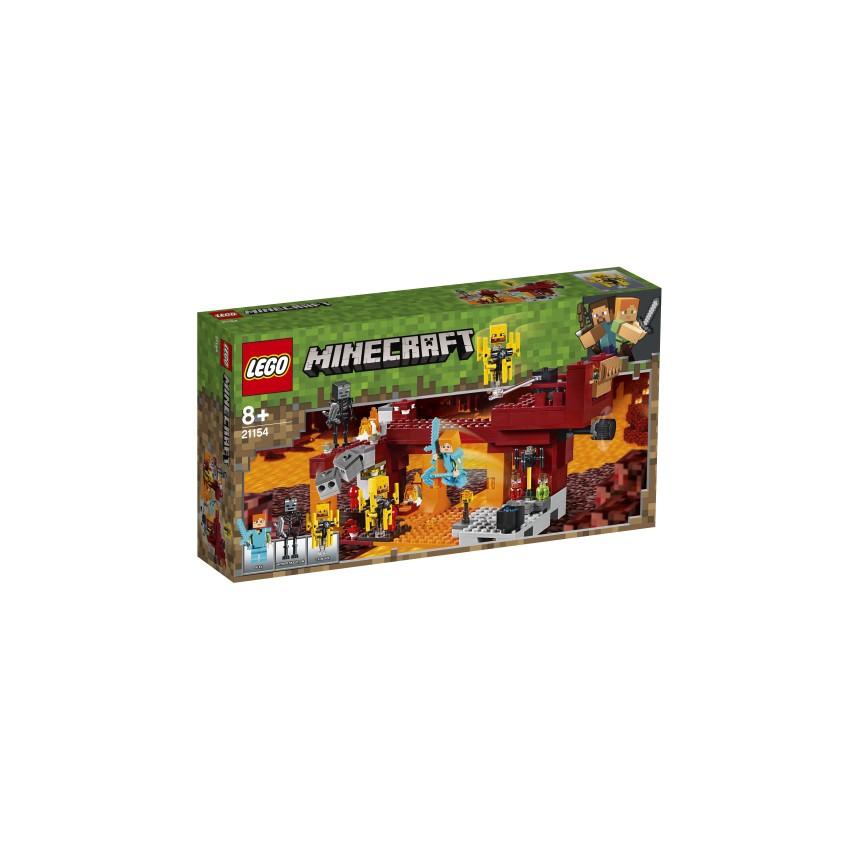 Lego Minecraft 21154 Most...