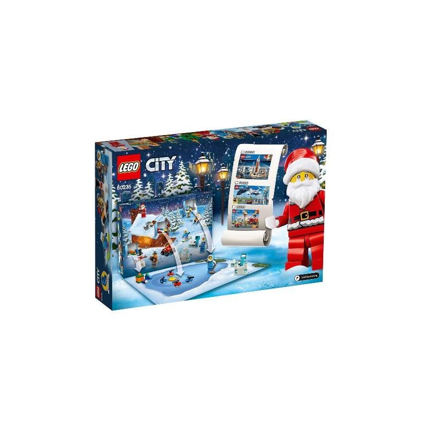 LEGO CITY 60235 Kalendarz...