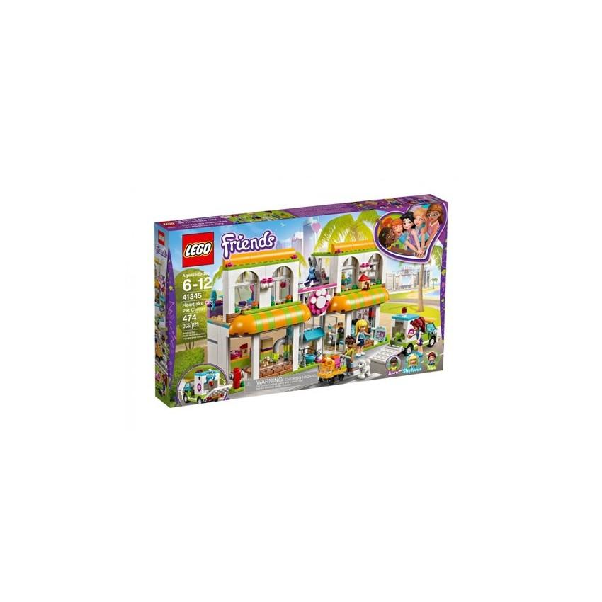 LEGO Friends 41345 Centrum...