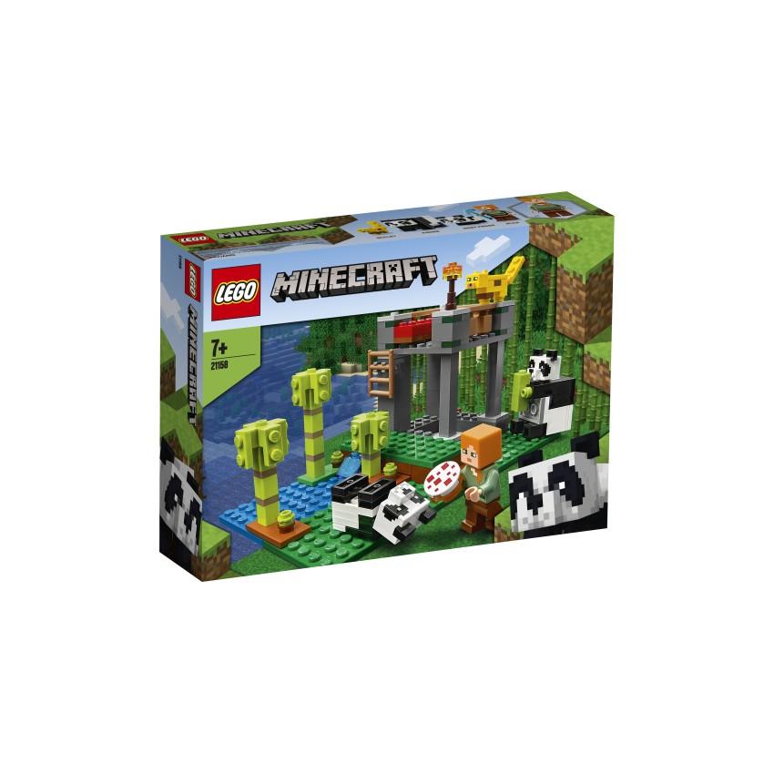 LEGO Minecraft 21158 Żłobek...