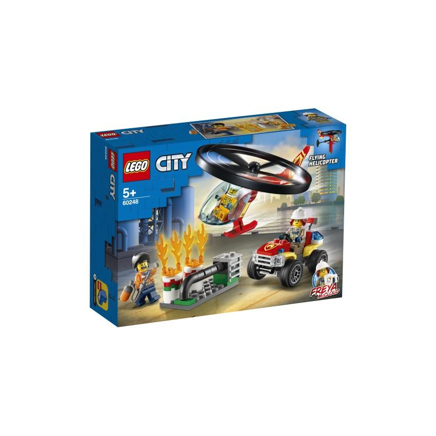 LEGO City 60248 Helikopter...