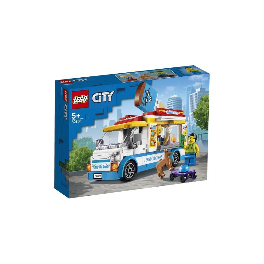 LEGO City 60253 Furgonetka...