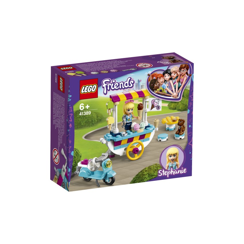 LEGO Friends 41389 Wózek z...