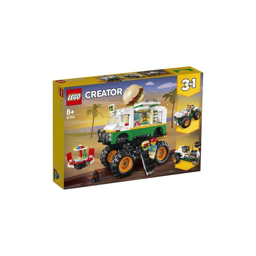 LEGO Creator 31104 Monster...
