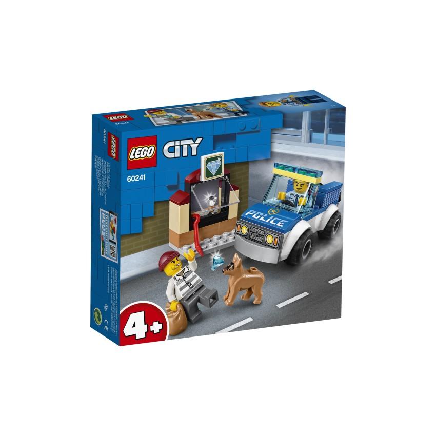 LEGO CITY 60241 Oddział...