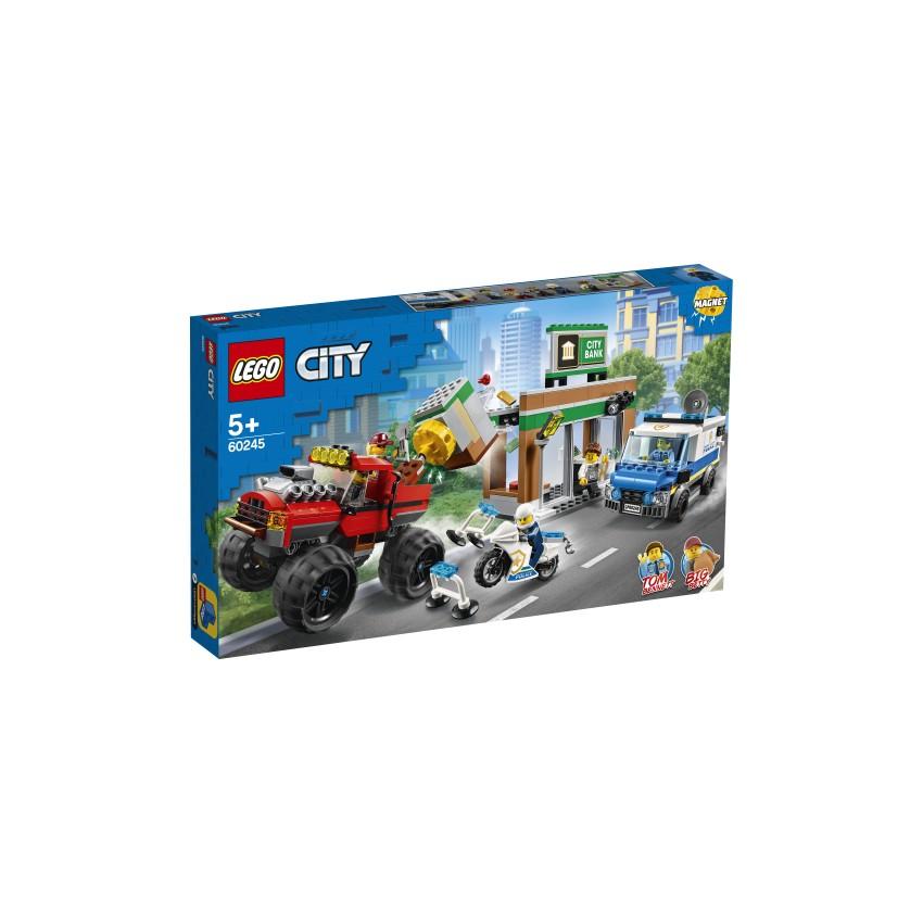 LEGO City 60245 Napad z...
