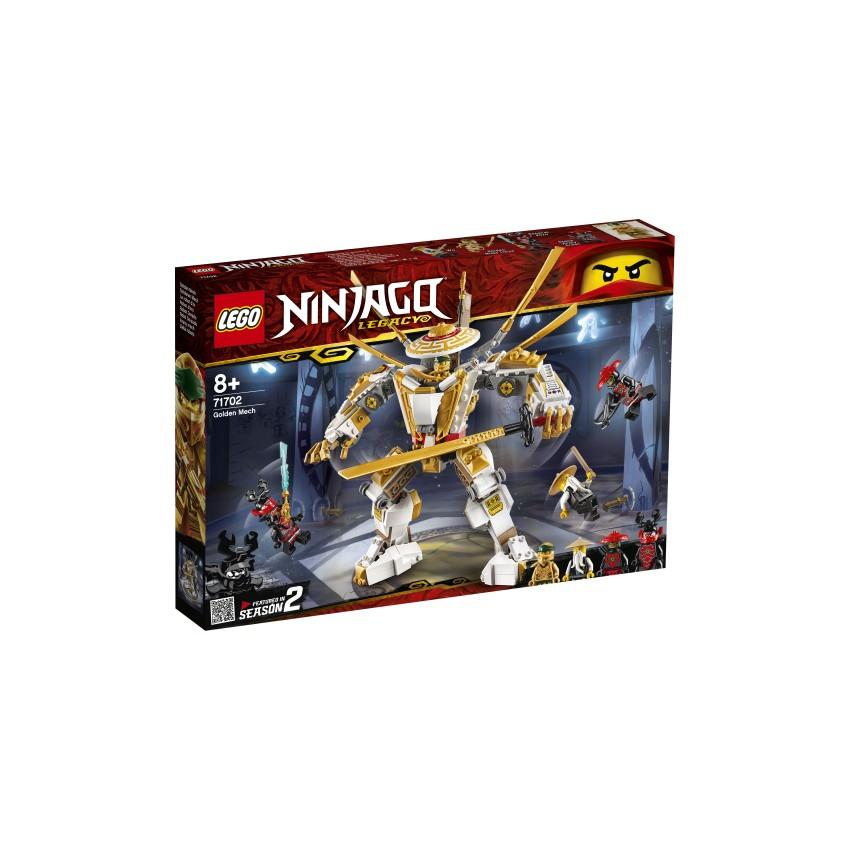 LEGO Ninjago 71702 Złota...