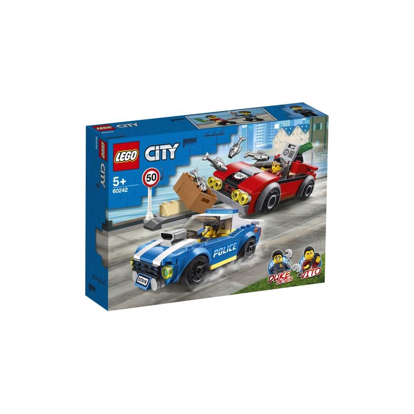 LEGO City 60242...