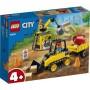 LEGO City 60252 Buldożer...