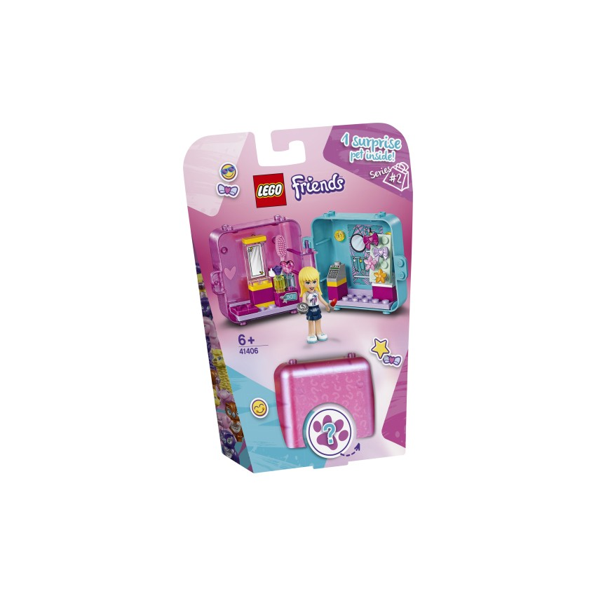 Lego Friends 41406 Kostka...