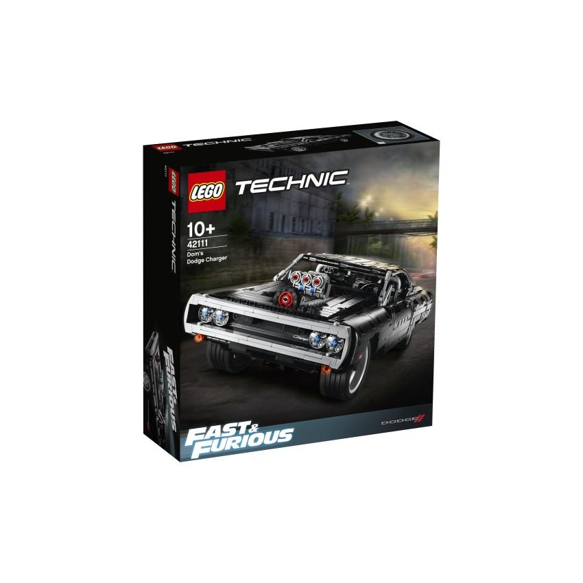 LEGO Technic 42111 Dom's...