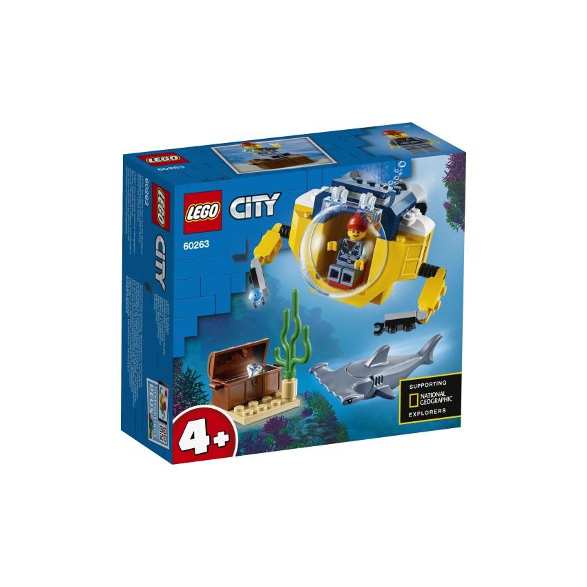 Lego City Oceans 60263...