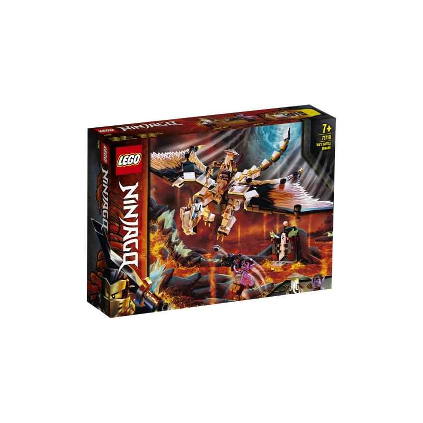 Lego Ninjago 71718 Bojowy...