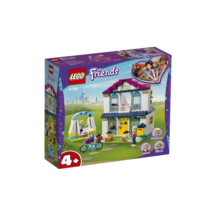 Lego  Friends 41398 Dom...