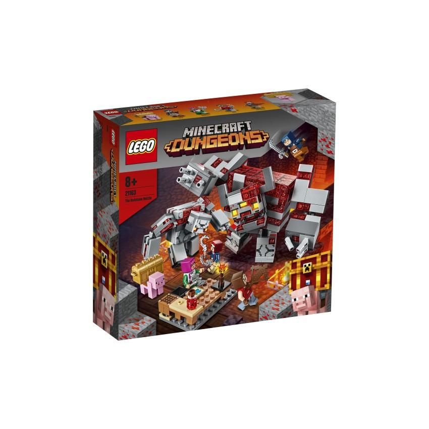 Lego Minecraft 21163 Bitwa...