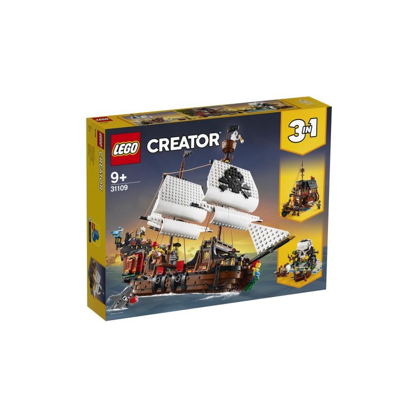Lego Creator 31109 Statek...