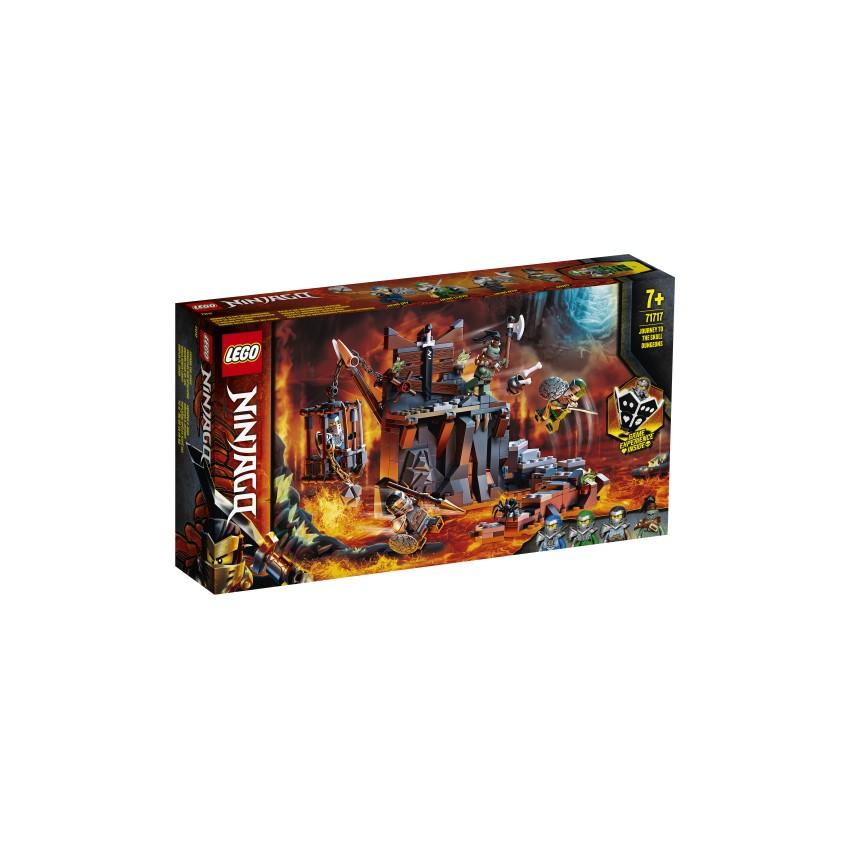 Lego Ninjago 71717 Podróż...