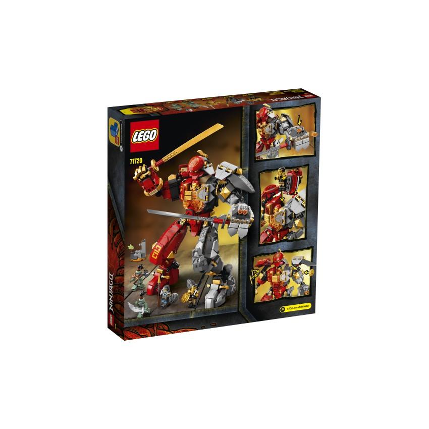 Lego Ninjago 71720 Mech z...