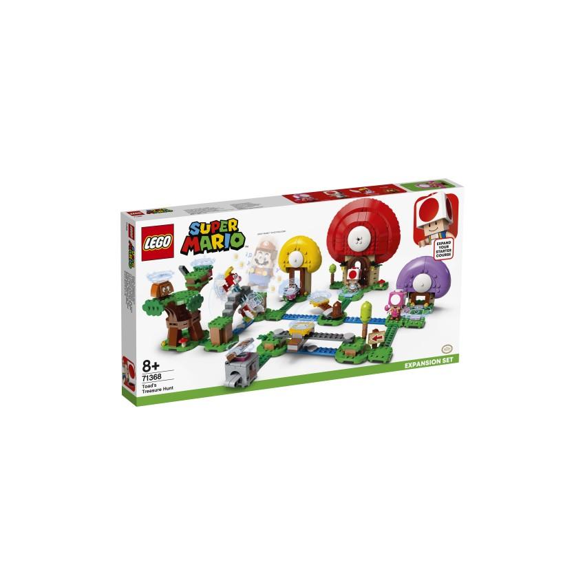 Lego Super Mario 71368 Toad...