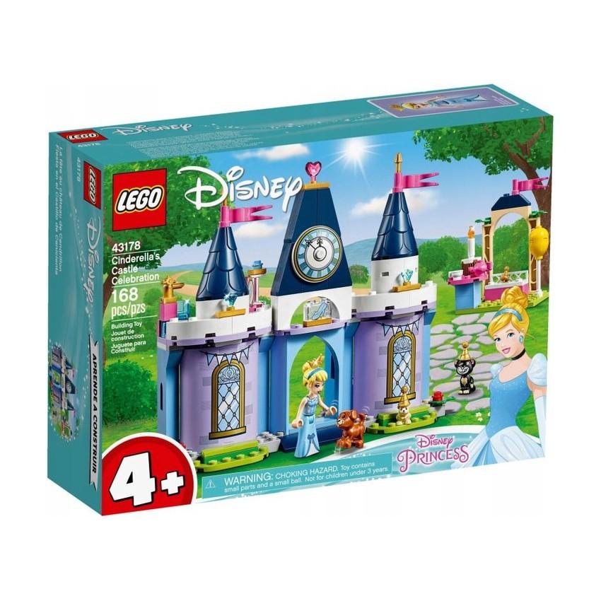 LEGO 43178 Disney Przyjęcie...