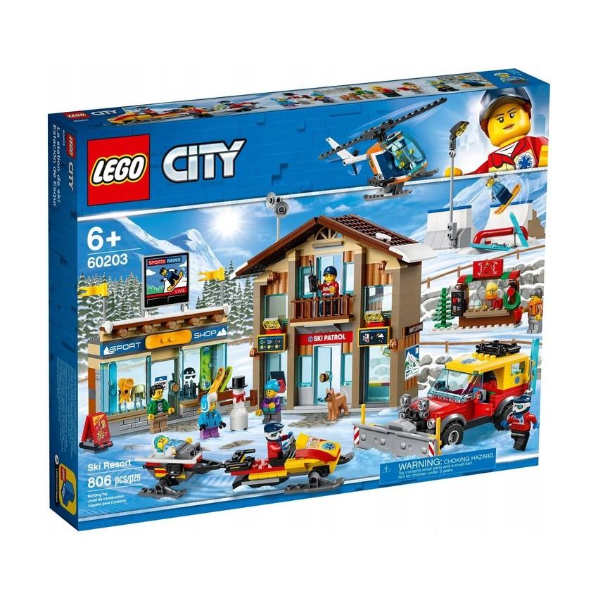 LEGO City 60203 Kurort...