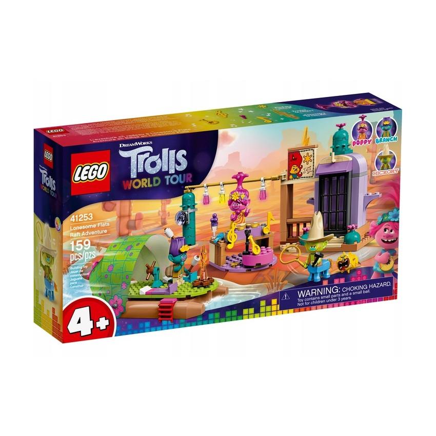 Lego 41253 Trolls Pustkowie...
