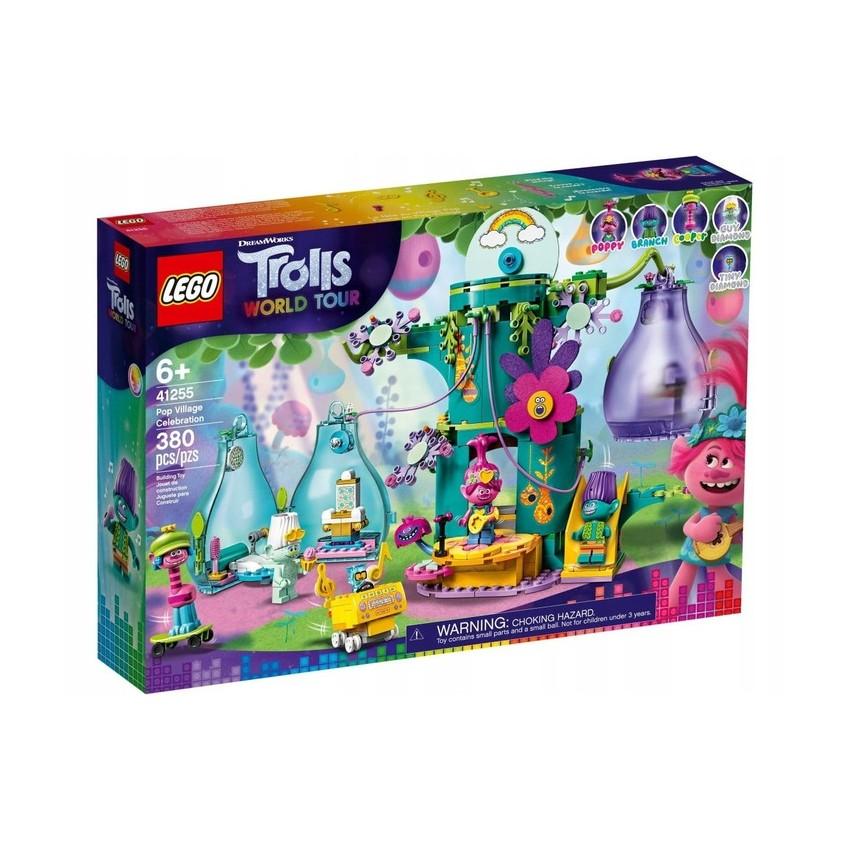 LEGO 41255 TROLLS Przyjęcie...
