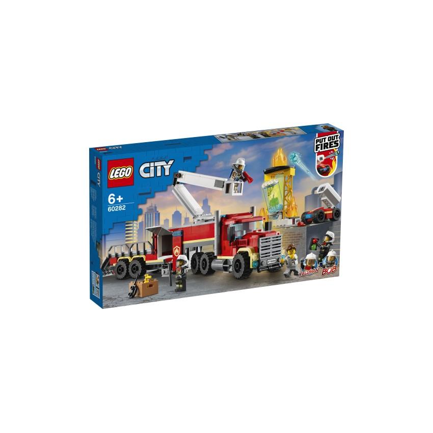LEGO CITY 60282 Strażacka...