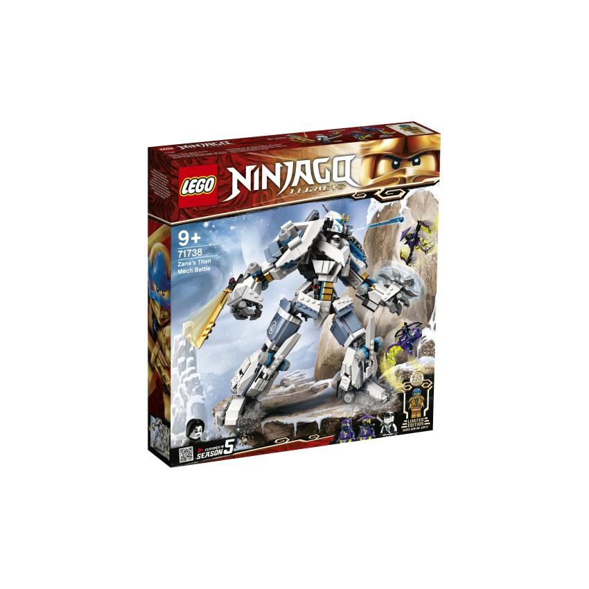 LEGO Ninjago 71738 Starcie...