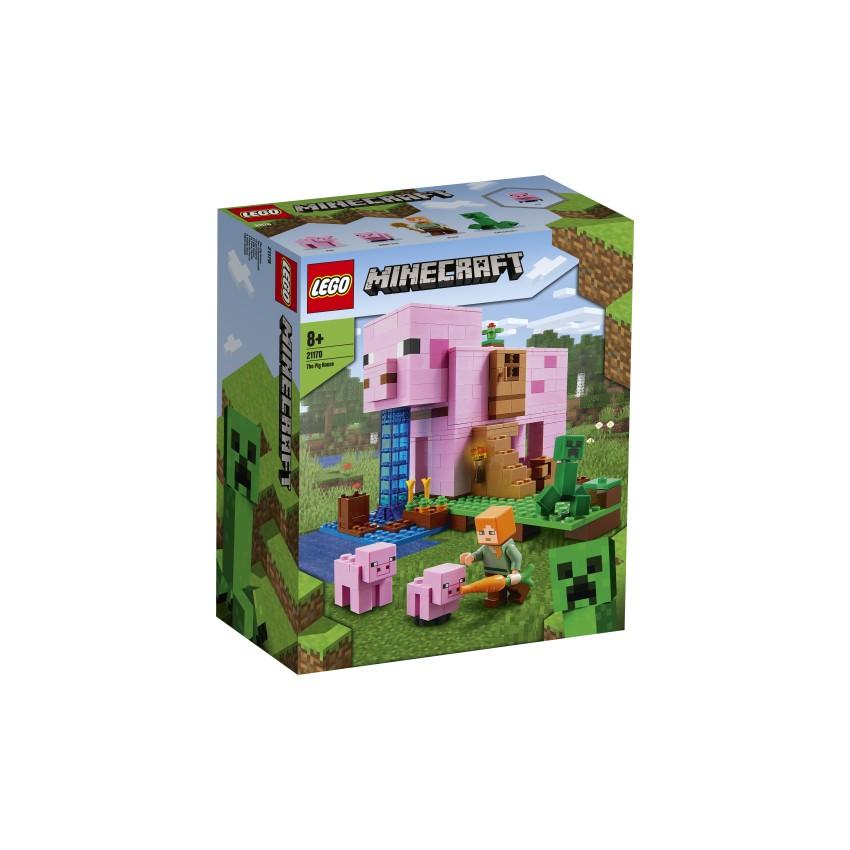 LEGO MINECRAFT 21170 Dom w...